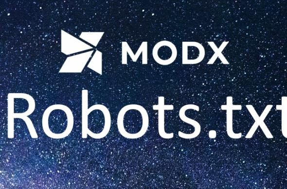 Robots.txt для MODx